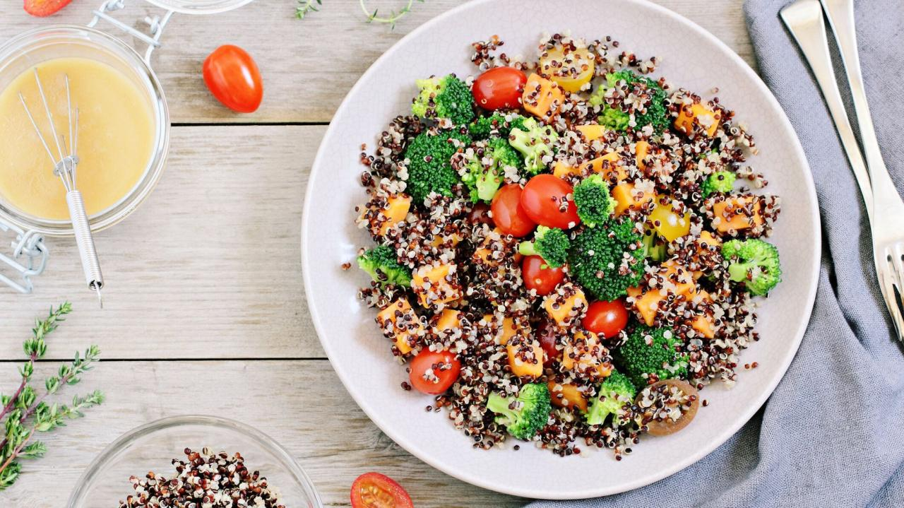 8 Ways To Eat Quinoa For Breakfast, Lunch And Dinner | HuffPost Australia Food & Drink