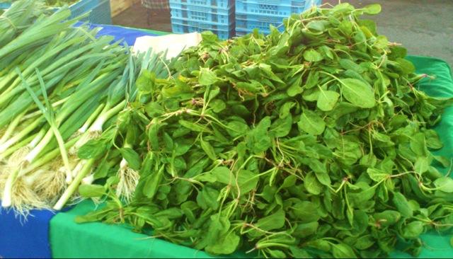 Luscious Spinach